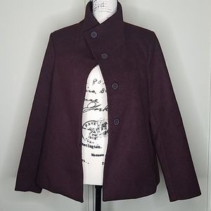 Old Navy,  Size M Burgundy/ Wine Colored Jacket